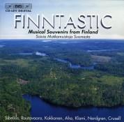 Çeşitli Sanatçılar: Finntastic - Musical Souvenirs from Finland - CD