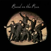 Paul McCartney, Wings: Band On The Run (Limited Edition - Remastered) - Plak