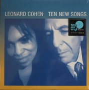 Leonard Cohen: Ten New Songs - Plak
