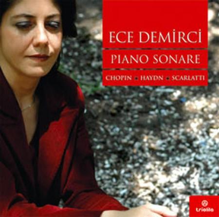 Ece Demirci: Piano Sonare - CD