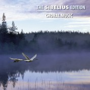 YL Male Voice Choir, Orphei Drängar, Akademiska Sångföreningen, Jubilate Choir, Dominante Choir, Florakören: Sibelius Edition, Vol. 11 - Choral Music - CD