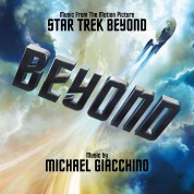 Michael Giacchino: Star Trek Beyond - Plak