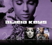 Alicia Keys: As I Am & The Element of Freedom - CD