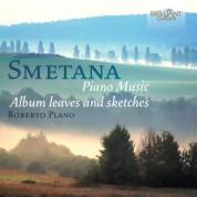 Roberto Plano: Smetana: Piano Music - CD