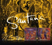 Carlos Santana: Supernatural / Shaman - CD