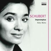 Klára Würtz: Impromptus - CD
