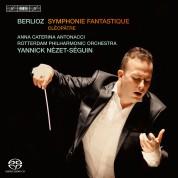 Anna Caterina Antonacci, Rotterdam Philharmonic Orchestra, Yannick Nézet-Séguin: Berlioz: Symphonie Fantastique - SACD