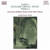 Early English Organ Music, Vol.  2 - CD