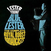 Lester Young: Blue Lester + 9 Bonus Tracks - CD