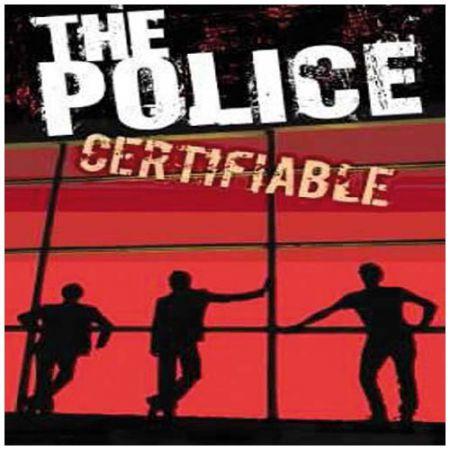 Police: Certifiable - Plak