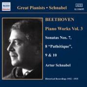 Beethoven: Piano Sonatas Nos. 7-10 (Schnabel) (1932-1935) - CD