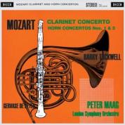 Gervase de Peyer, Barry Tuckwell, London Symphony Orchestra, Peter Maag: Mozart: Clarinet Concerto - Plak