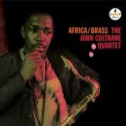 John Coltrane Quartet - Africa / Brass +1 Bonus Track. Limited Edition In Solid Orange Colored Vinyl. - Plak
