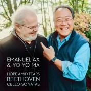 Yo-Yo Ma, Emanuel Ax: Beethoven: Cello Sonatas - CD
