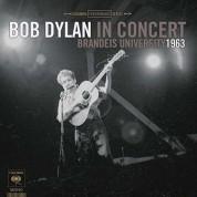 Bob Dylan: Brandeis University 1963 - Plak