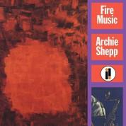 Archie Shepp: Fire Music - Plak