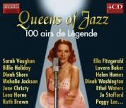 Çeşitli Sanatçılar: Queens Of Jazz - 100 Airs - CD