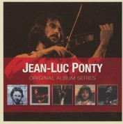 Jean-Luc Ponty: Aurora/Cosmic Messenger/Enigmatic Ocean/Imaginary Voyage/Upon The Wings Of Mu - Ponty, Jean-Luc - CD