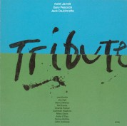 Keith Jarrett Trio: Tribute - Plak