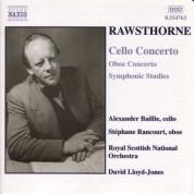 Rawsthorne: Cello Concerto / Oboe Concerto / Symphonic Studies - CD