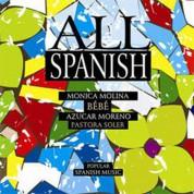 Çeşitli Sanatçılar: All Spanish - CD