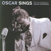 Oscar Peterson: Sings The Vocal Styling Of Oscar Peterson - CD