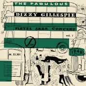 Dizzy Gillespie: The Fabulous - Pleyel jazz Concert Vol. 1 - CD
