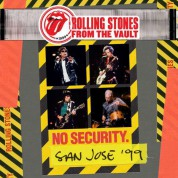 Rolling Stones: From The Vault: No Security - San Jose 1999 - Plak