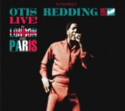 Otis Redding: Live In London & Paris - CD