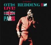 Otis Redding: Live In London & Paris - CD