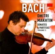 Dmitri Makhtin: J.S. Bach: Sonatas and Partitas Vol. 1 - CD