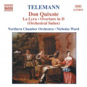 Telemann: Don Quixote / La Lyra / Ouverture in D Minor - CD