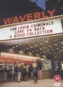 Fun Lovin' Criminals: Lova Ya Back - A Video Collection - DVD