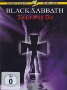 Black Sabbath: Never Say Die! - DVD