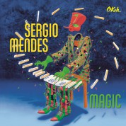 Sérgio Mendes: Magic - Plak