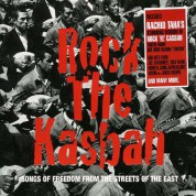 Çeşitli Sanatçılar: Rock The Kasbah  'Songs Of Freedom from the Streetsof the East' - CD