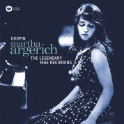 Martha Argerich: Chopin: The Legendary 1965 Recording - Plak