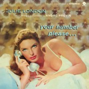 Julie London: Your Number, Please… - Plak