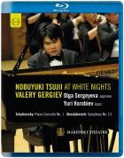 Nobuyuki Tsujii, Valery Gergiev, Olga Sergeyeva, Yuri Vorobiev: Nobuyuki Tsujii at White Nights - BluRay