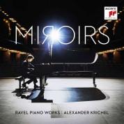 Alexander Krichel: Ravel: Miroirs (Ravel Piano Works) - CD