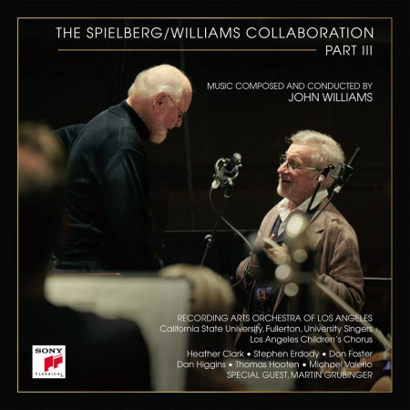 John Williams: The Spielberg / Williams Collaboration Part III - Plak