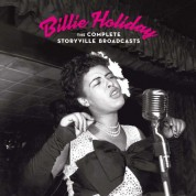 Billie Holiday: The Complete Storyville Broadcasts +22 Bonus Tracks! (Complete On A Single Set For The First Time Ever!!) - CD