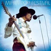 Jimi Hendrix: Miami Pop Festival - Plak