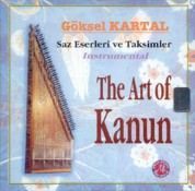 Göksel Kartal: The Art Of Kanun - CD
