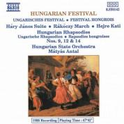 Hungarian Festival - CD