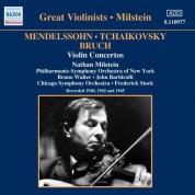 Nathan Milstein: Mendelssohn / Tchaikovsky / Bruch: Violin Concertos (Milstein) (1940-1945) - CD