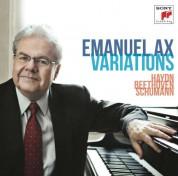 Emanuel Ax: Variations - CD