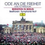 Leonard Bernstein: Beethoven: Symphony No. 9 - Plak