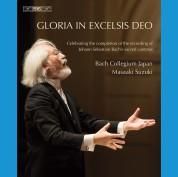 Masaaki Suzuki, Bach Collegium Japan: Bach:Sacred Cantatas / Gloria in excelsis Deo - BluRay