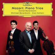 Daniel Barenboim, Michael Barenboim, Kian Soltani: Mozart: Piano Trios - CD